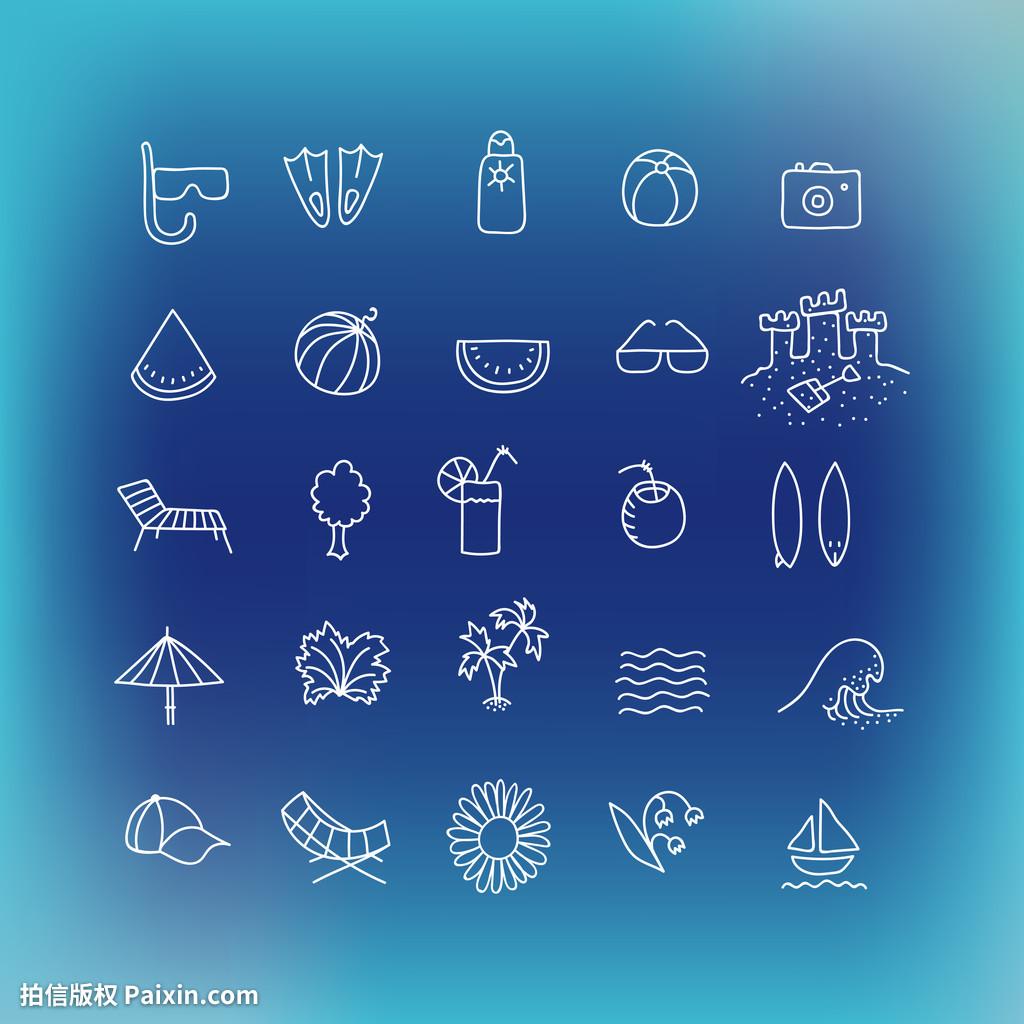 图标,广告,冒险,应用程序蓝色,空调,天空的蓝色摘要维修名片设计图片